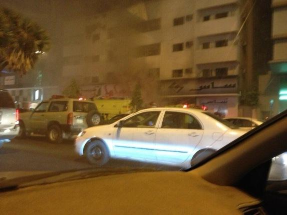 «مدني مكة» يخمد حريقاً شب في محل للأحذية بالعزيزية
