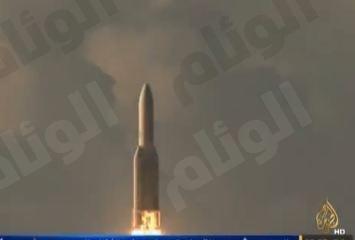 اطلاق «سهيل واحد» أول قمر اصطناعي قطري