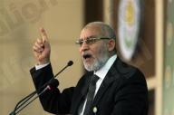 تأجيل محاكمة المرشد العام لجماعة الإخوان المسلمين ونائبيه