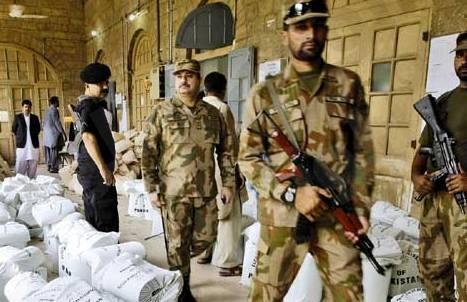 مسلحون يخطفون عشرات القرويين شمال غرب باكستان