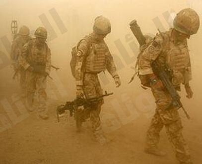 مقتل ثلاثة جنود أمريكيين شرق أفغانستان