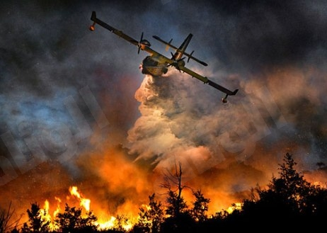 أستراليا: رياح قوية تؤجج حرائق غابات.. وإعلان حالة الطوارئ