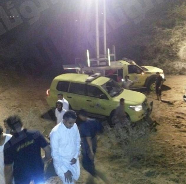 """مدني جازان"": لم نتقاعس عن إنقاذ غريق وادي مقاب"