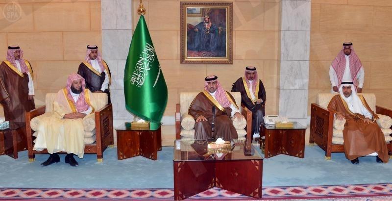أمير الرياض بالنيابة يستقبل قادة العمل التربوي بـ«تعليم الرياض»
