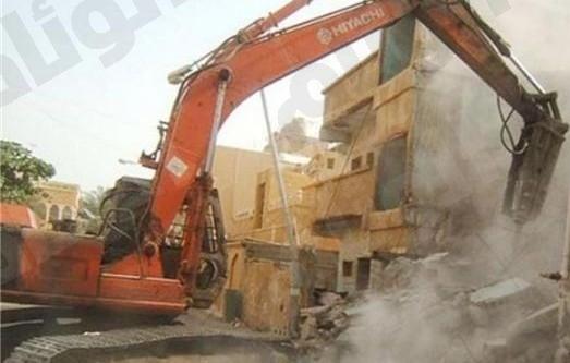 بلدية الخبر تزيل 2376 متراً مكعباً من الأنقاض والمخلفات