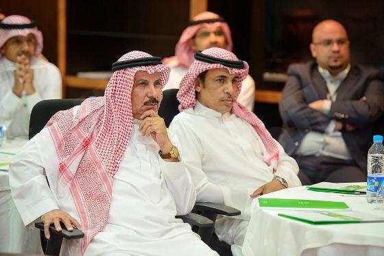 بحضور الجوهر ..تدشين موقع المنتخب السعودي