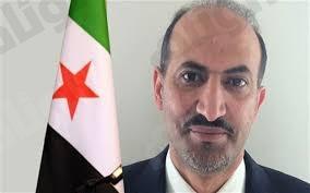 الجربا : لا مجال للحل السياسي في سوريا