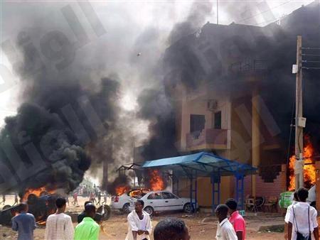 لجنة أطباء السودان المركزية: قتيلان و8 جرحى في احتجاجات أم درمان