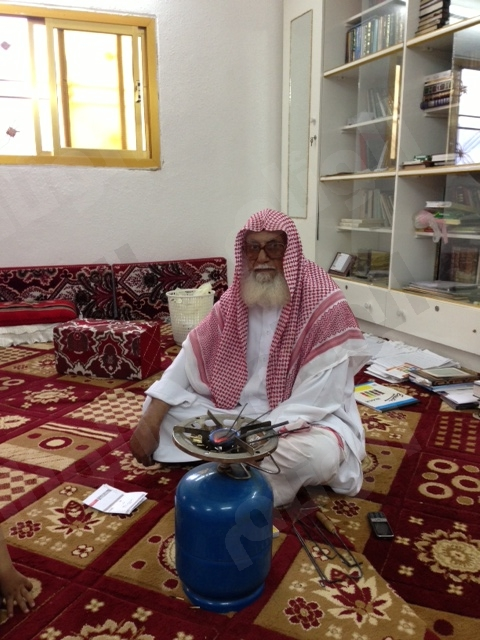 بن غصن أداوي الأمراض بلا مشارط ونجاحى عمره 50 عاما صحيفة الوئام
