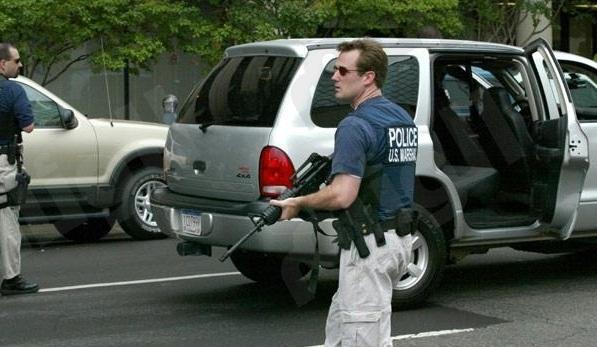القبض على إرهابي خطط لنسف واشنطن بالمتفجرات