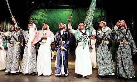 فرقة الفنون الشعبية بوزارة الثقافة والإعلام تشارك في الكويت