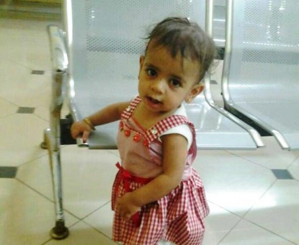 وفاة الطفلة « لمى» ضحية خطأ طبي بمستشفى الأطفال بالطائف