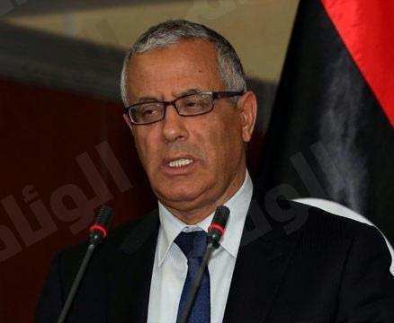 إطلاق سراح رئيس الحكومة الليبية بعد اختطافه
