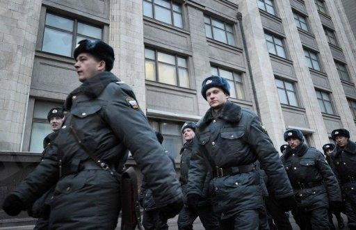 الشرطة الروسية تتهم صحفيا معروفا بمحاولة الاتجار