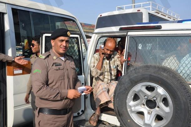 شرطة الطائف : ضبط «165» مخالفاً لأنظمة الإقامة والعمل بالمحافظة