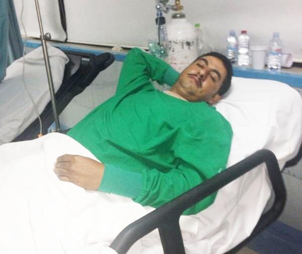 الجندي الشمري يناشد سمو وزير الداخلية نقله لمستشفى قوى الأمن بالرياض