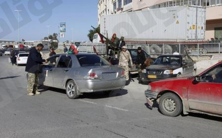 ليبيا : مركز طبي في بنغازي يستقبل «40» رأساً دون أجساد