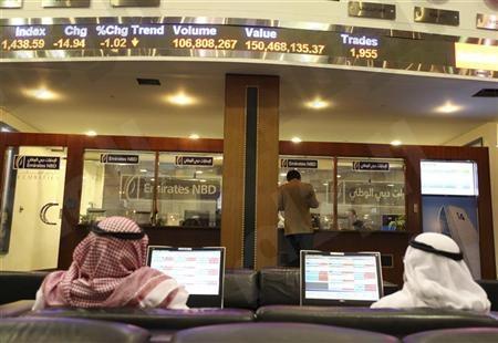 البورصة السعودية تعوض بعض خسائرها