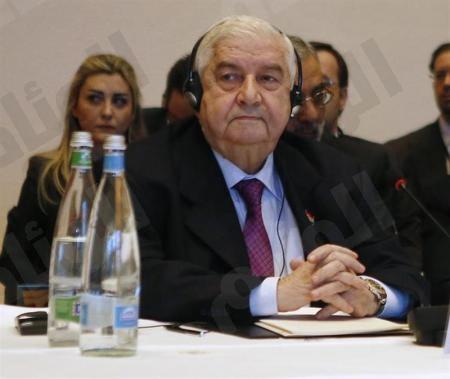 وزير الخارجية السوري: السوريون هم من يقررون مصير الاسد