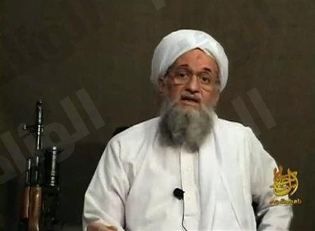 الظواهري يناشد «المجاهدين» وقف التقاتل والتكفير بسوريا