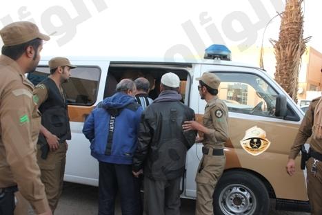 القبض على «13826» من مخالفي أنظمة الإقامة والعمل بالطائف