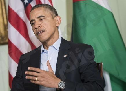 أوباما: ندرس خطوات للضغط على الأسد