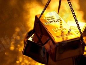 الذهب يرتفع إلى «1095» دولاراً للأوقية بعد هجمات باريس