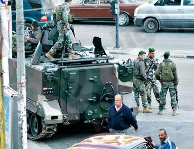 مقتل قائد عسكري علوي في طرابلس اللبنانية