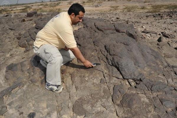المساحة الجيولوجية : لا يوجد أي تصدعات نتيجة الهزة الأرضية بجازان