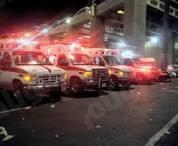 تصادم عدة سيارات بمكة وأنباء عن وفيات وإصابات
