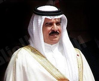 ملك البحرين يستقبل الأمير خالد الفيصل والأمير تركي الفيصل