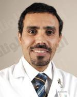 د.محمد بن عبدالله العمري، استشاري طب وجراحة أمراض مقدمة العين والطوارئ -مستشفى خالد للعيون