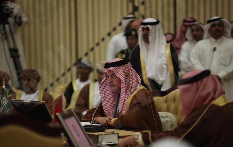 المجلس الوزاري الخليجي يؤكد اسفه على عدم نجاح جنيف2 ويؤكد دعمه للبحرين