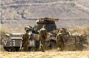 الجيش الاسرائيلي يعلن اصابته لعنصرين من حزب الله