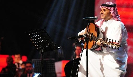 الجماهير تتوافد من الخليج لحضور عودة عبدالمجيد عبدالله في دبي