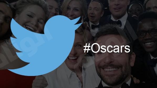 تغريدة أوسكارية تسجل رقاما قياسيا جديدا على تويتر