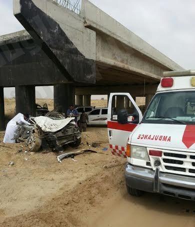 الإسعاف الجوي يتدخل لانقاذ مصاب سقط بسيارته من كبرى بجازان