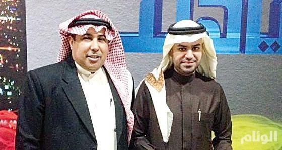 الدكتور ناصر الجهني  ( هلا بالعرفج ) من أنجح البرامج