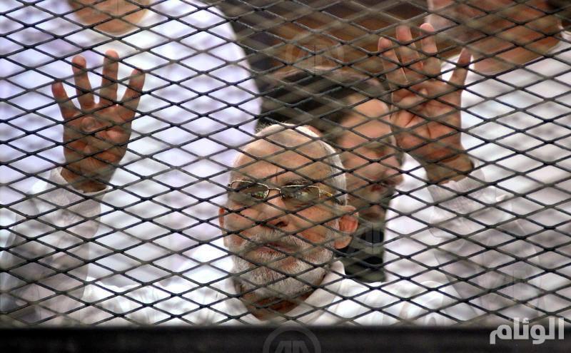 الحكم بإعدام.. مرشد الإخوان