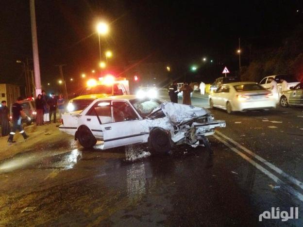 صحة القصيم : أكثر من 12 ألف مصاب بحوادث مرورية العام الماضي