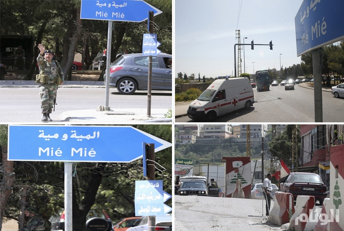مقتل ثمانية في اشتباكات بمخيم فلسطيني في جنوب لبنان