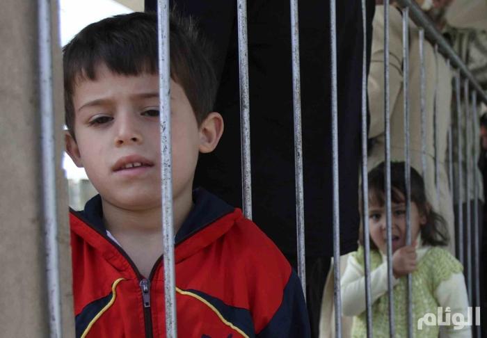 اللاجئون السوريون في لبنان يكسرون حاجز المليون