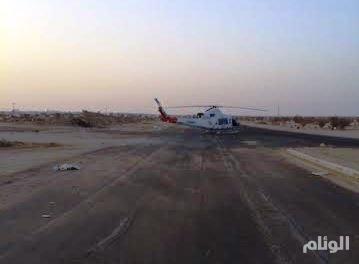 مصرع وإصابة «42» شخصا بانقلاب باص على طريق الرياض