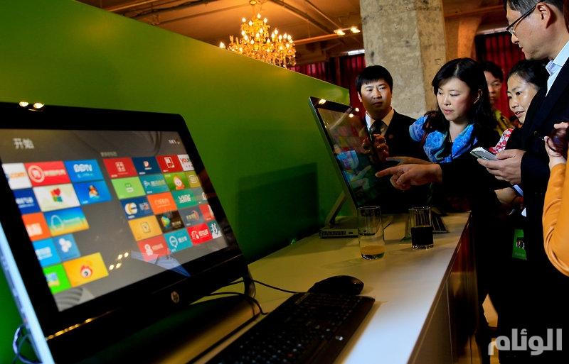 الصين تمنع استخدام ويندوز 8 على أراضيها