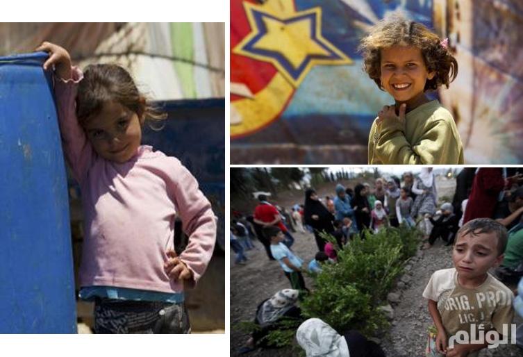 تقرير: عائلة سورية تتشرد عن منزلها كل دقيقة سوريا