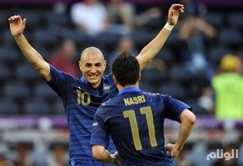 فرنسا تعلن تشكيلتها لكأس العالم بالبرازيل