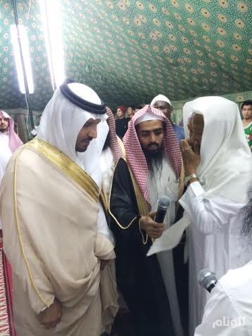 بالصور: الأمير محمد بن سلمان يلقن 32 فلبينيا الشهادتين بملتقى «حجة وهداية»
