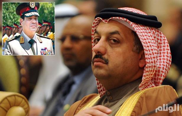 «العطية» بعد فوز «السيسي»: قطر ستبقى داعمة لخيارات الشعب المصري
