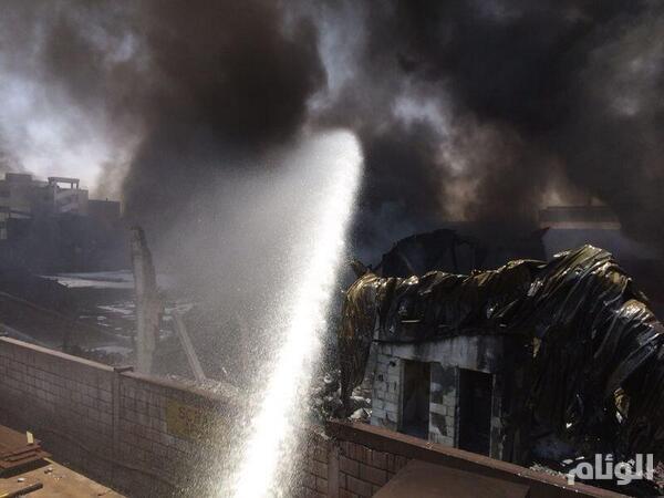 مدني المدينة: وفاة ستيني وطفل بحريق بمنزل شعبي بالمدينة