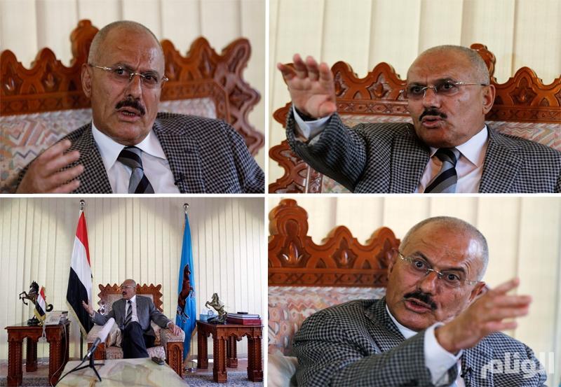 أمريكا تُبلغ الرئيس اليمني السابق مغادرة بلاده خلال 48 ساعة